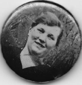 Stein 60 Wilhelmine Hansmann Porträt