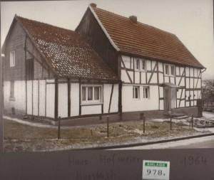 Stein 63 Alma Sussmann Geburtshaus